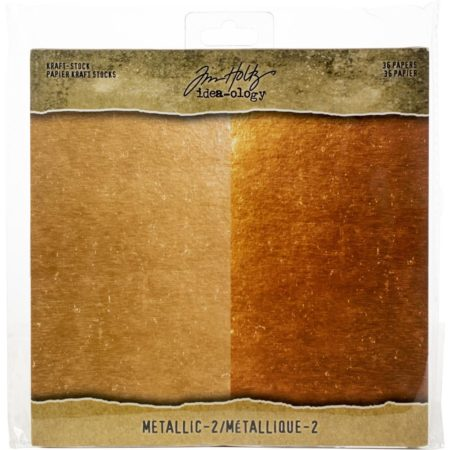 Tim Holtz - Idea-Ology Metallic 2 - Rose Gold