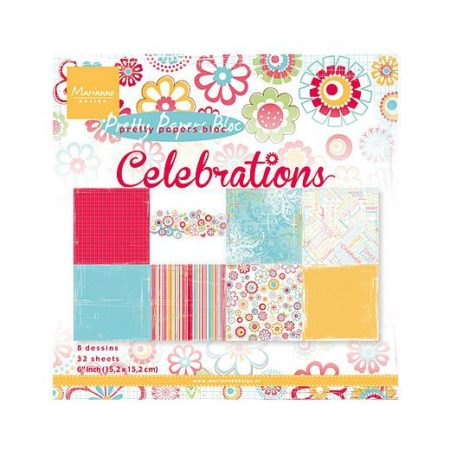 Marianne Design - Celebrations - PK9131