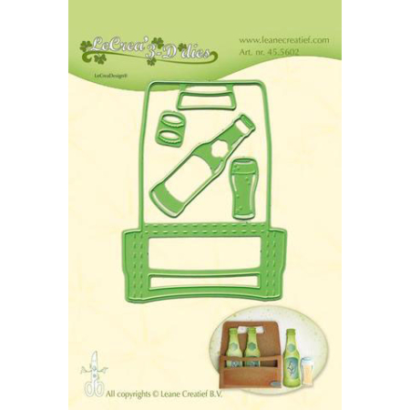Leane - Die Cut & Embossing - Beer Party - 45.5602