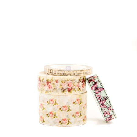 Prima - Misty Rose - Decorative Tape - 631000