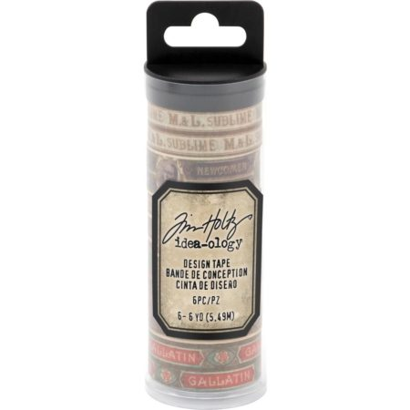 Tim Holtz - Idea-0logy Design Tape - Humidor - TH93675