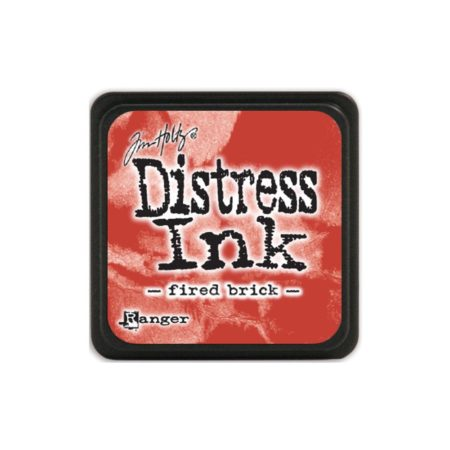 Distress Mini Ink Pad - Abandoned Coral