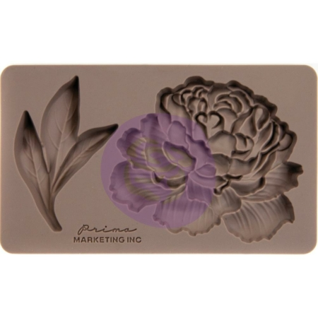 "Prima Marketing - Midnight Garden Decor Mould 2.25""X3.5"" 636128"