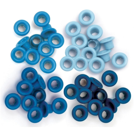 We R Memory Keepers - We R Eyelets Standard - Blue