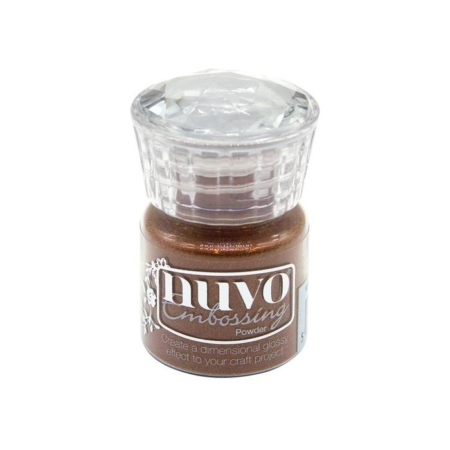 Nuvo Embossing Powder - Copper Blush - 613N