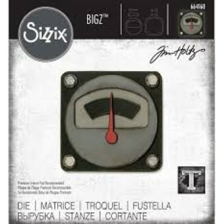 Sizzix Bigz XL - Tim Holtz - Voltage - 664168