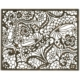 Sizzix Thinlits Tim Holtz - Intricate Lace - 664181