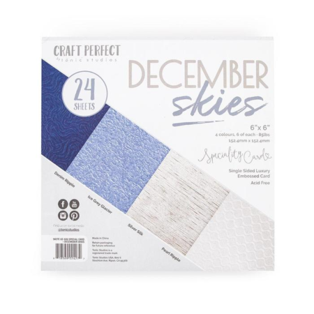 Tonic Studios Craft Perfect Speciality December Skies - 9427E