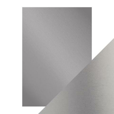 Tonic Studios - Craft Perfect Satin Effect - Frosted Silver - 9467E