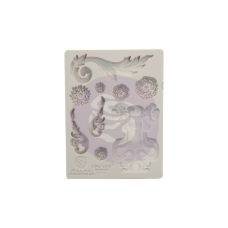 Prima - Finnabair Decor Moulds - Fairy Garden - 966591