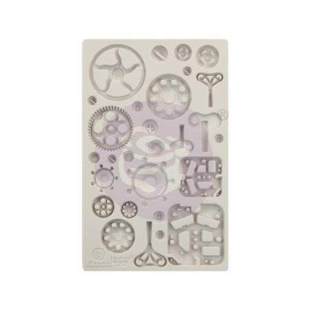 Prima - Finnabair Decor Moulds - Mechanica - 966621