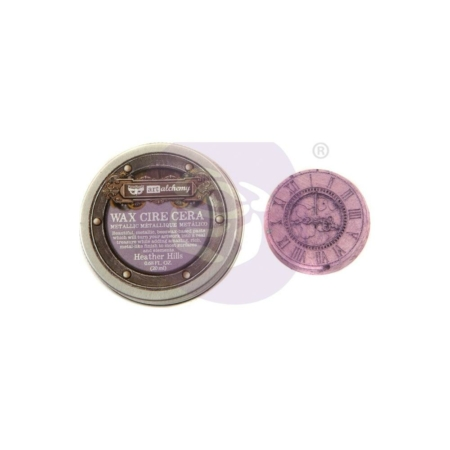 Prima - Finnabair Metallique Wax - Heather Hills - 966737