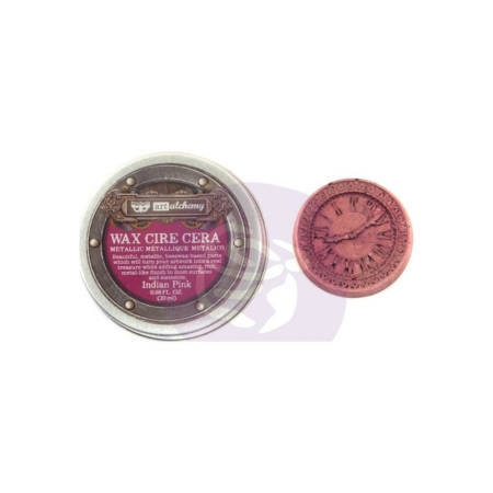 Prima - Finnabair Metallique Wax - Indian Pink - 966744