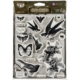 Finnabair Cling Stamps - Wild & Free - 967048