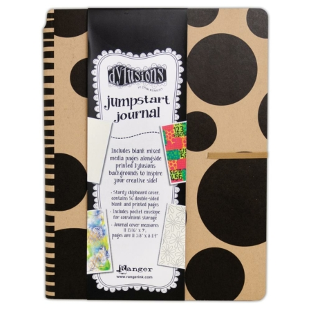 Ranger - Dyan Reaveley's Dylusions Jumpstart Journal - DYJ65432