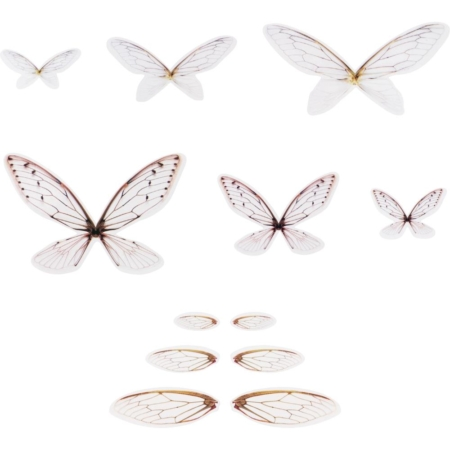 Tim Holtz Idea-Ology - Transparent Acetate Wings - TH93785