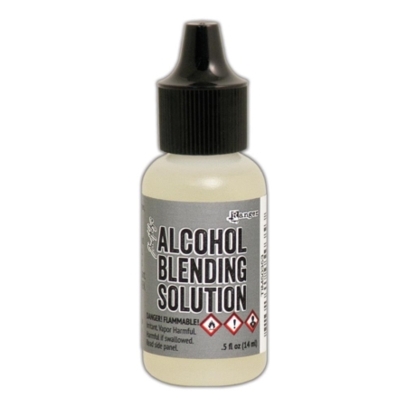 Tim Holtz Alcohol Ink Blending Solution .5oz - TIM50353
