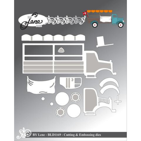 By Lene Dies - Open Truck - BLD1169