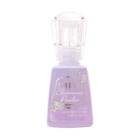 Nuvo Shimmer Powder - Lilac Waterfall - 1216N