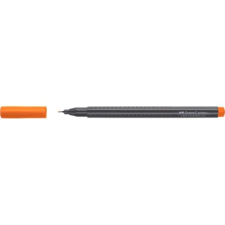 FABER CASTELL - GRIP finepen orange - 151615