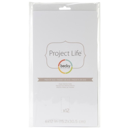 "AMERICAN CRAFTS - Project Life 6""x12"" - 380016"