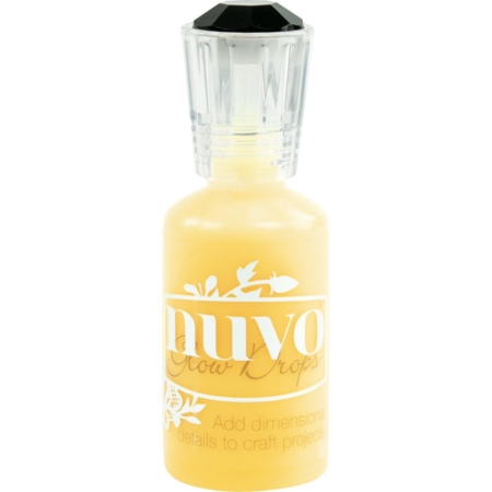 Tonic - Nuvo Glow In The Dark Drops - Apple Sour - 748N