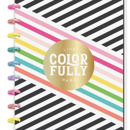 Happy Planner Happy Notes Graph - Live Colorfully - PLNO-18