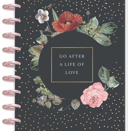 Happy Planner Classic Deluxe Vintage Botanical - PLNR-111