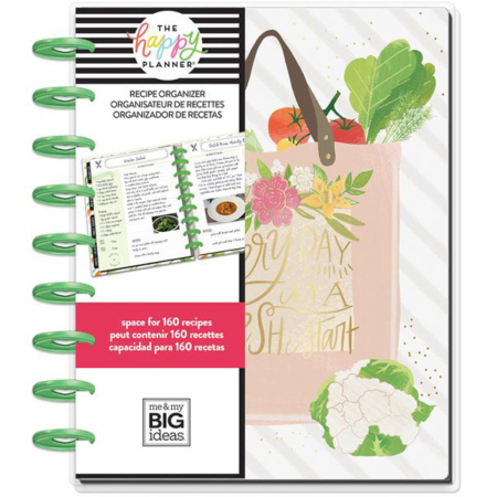 Happy Planner Me & My Big Ideas Foodie Recipe PLNT-18