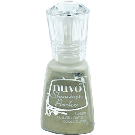 Nuvo Shimmer Powder - Golden Sparkler - 1218N
