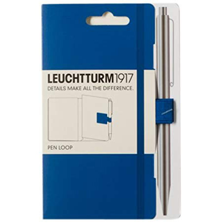 Leuchtturm1917 Pen Loop penneholder - Royal Blue