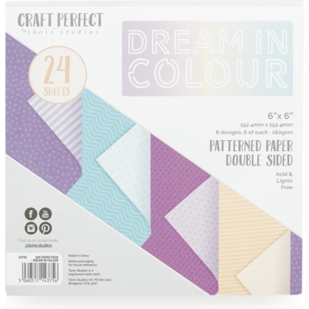 Tonic Studios Craft Perfect Speciality - Dream In Color