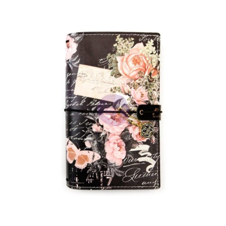 Prima Traveler's Journal - Vintage Floral - 599690
