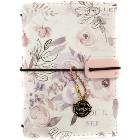 Prima Marketing Lavender Frost - Traveler's Journal Passport