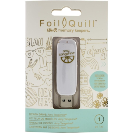 We R Memory Keepers Foil Quill USB - Amy Tangerine - 660689