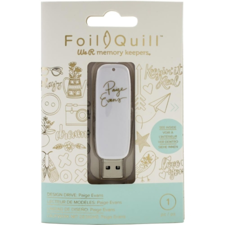 We R Memory Keepers Foil Quill USB - Paige Evans - 660690