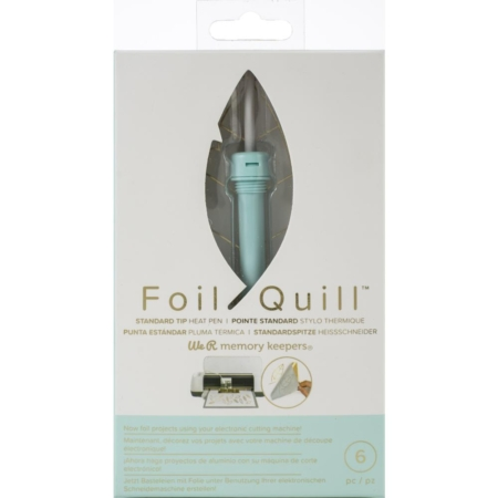 We R Memory Keepers Foil Quill Pen - Standard Tip - 660691