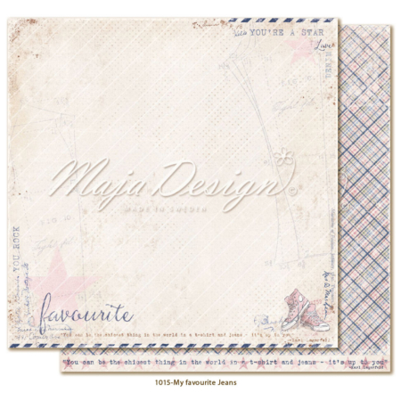 Maja Design - Denim & Girls - Favourite Jeans - DEN1015