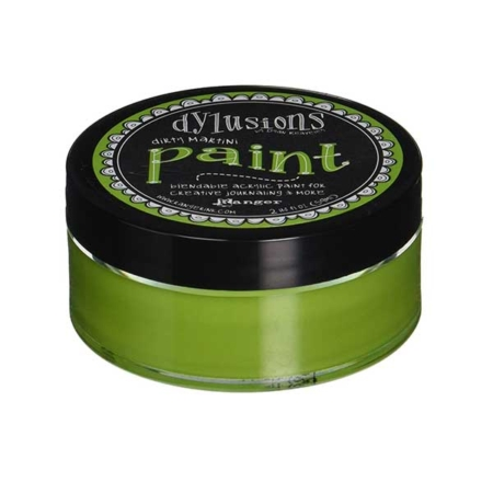 Ranger Ink - Dylusions Blendable Acrylic Paint - Dirty Martini