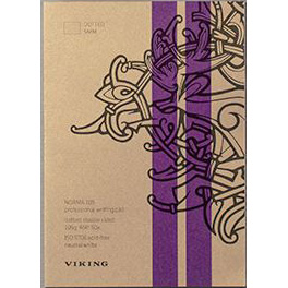 Viking Norman 105 Writing Pad Dotted A5
