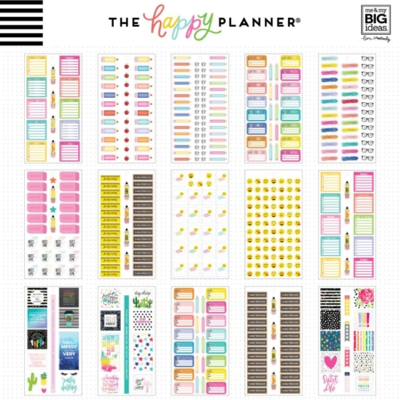 Happy Planner Sticker Value Pack - Teachers Rule - PPSV-70