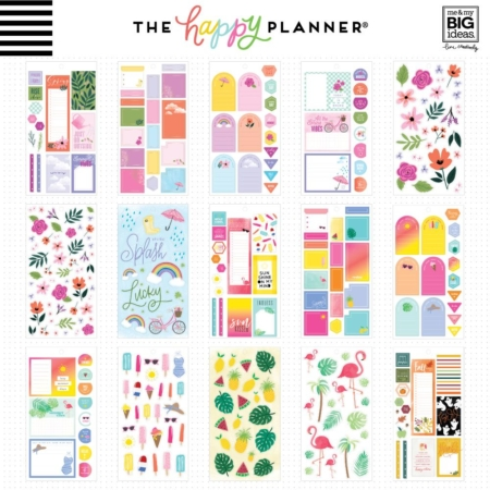 Happy Planner Sticker Value Pack - Happy Year - PPSV-120