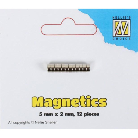Nellie Snellen Magnets - STBM002