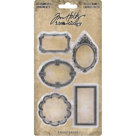 Tim Holtz Idea-Ology - Metal Deco Frames - TH93792