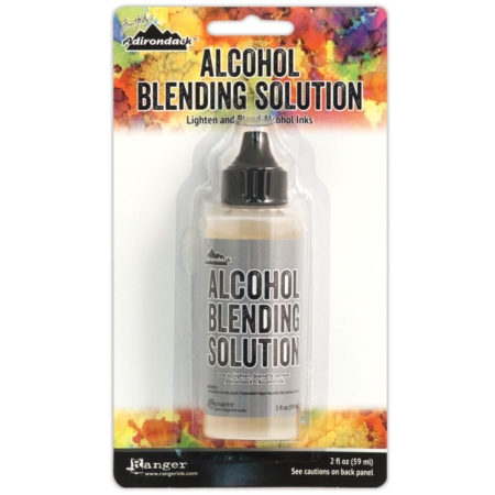 Tim Holtz Alcohol Ink Blending Solution 2oz - TIM19800
