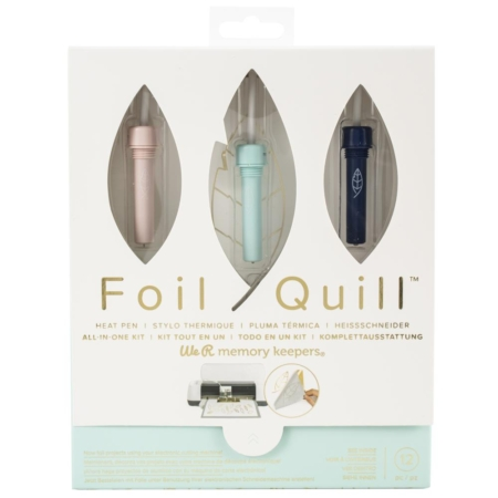 We R Memory Keepers Foil Quill Pen – Foil Quill Starter Kit 660579