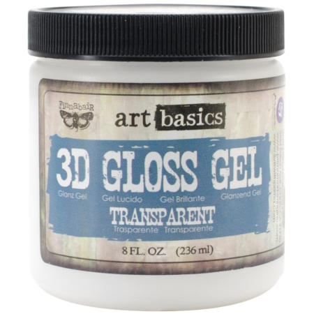 Prima Finnabair Art Basics 3D Gloss Gel - 961381