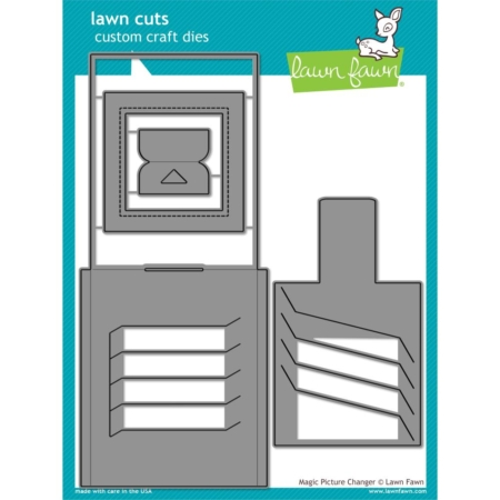 Lawn Fawn Dies – Magic Picture Changer – LF1903