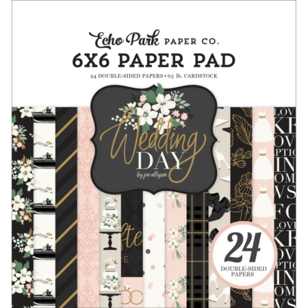 Echo Park Paper - Wedding Day - WD181023