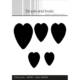 Simple and Basic Dies - Hearts - SBD053